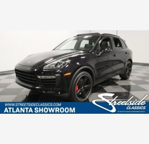 2016 Porsche Cayenne for sale 101235577