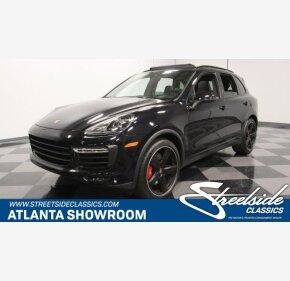 2016 Porsche Cayenne for sale 101235577