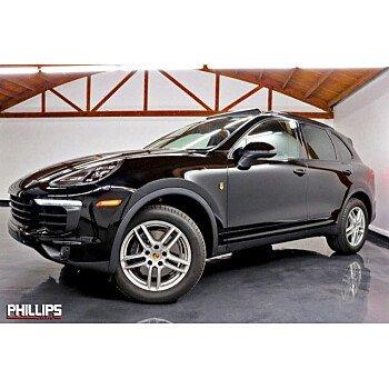 2016 Porsche Cayenne for sale 101258372