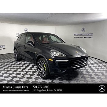 2016 Porsche Cayenne S Hybrid for sale 101295555