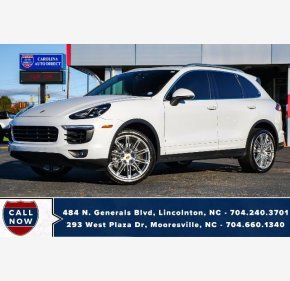 2016 Porsche Cayenne for sale 101400315