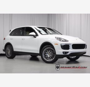 2016 Porsche Cayenne for sale 101409513