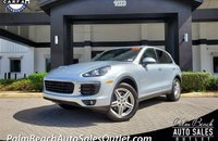 2016 Porsche Cayenne for sale 101453524