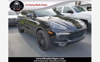2016 Porsche Cayenne for sale 101607032