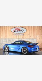 2016 Porsche Cayman GT4 for sale 101047477