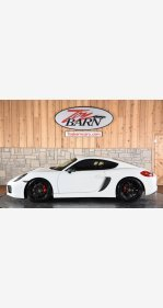 2016 Porsche Cayman for sale 101051303