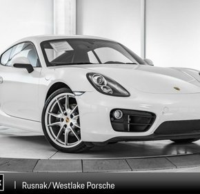 2016 Porsche Cayman for sale 101110048
