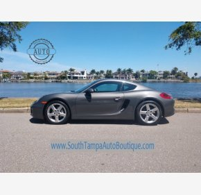2016 Porsche Cayman for sale 101117163