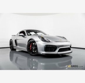 2016 Porsche Cayman GT4 for sale 101118354