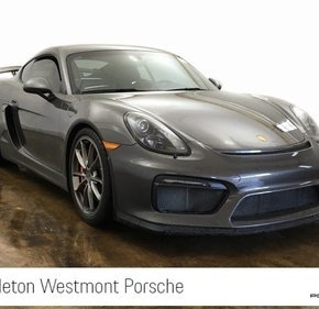 2016 Porsche Cayman GT4 for sale 101124488