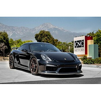 2016 Porsche Cayman GT4 for sale 101155044