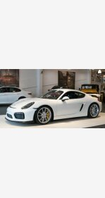 2016 Porsche Cayman GT4 for sale 101159075