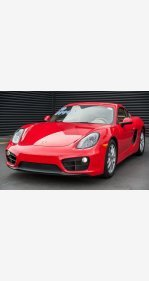 2016 Porsche Cayman for sale 101206208