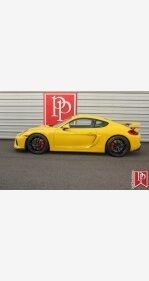 2016 Porsche Cayman GT4 for sale 101215221