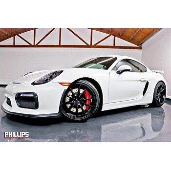 2016 Porsche Cayman for sale 101292807