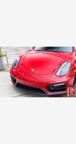 2016 Porsche Cayman for sale 101344968