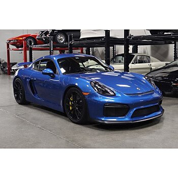 2016 Porsche Cayman GT4 for sale 101375265