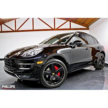 2016 Porsche Macan Turbo for sale 101119820