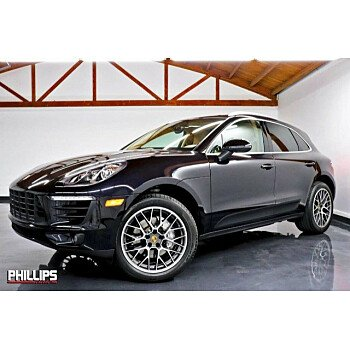 2016 Porsche Macan S for sale 101126666