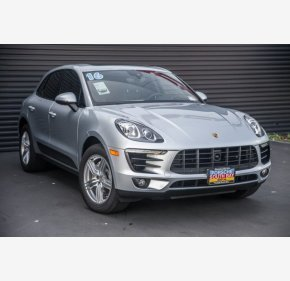 2016 Porsche Macan S for sale 101047287