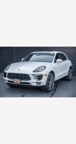 2016 Porsche Macan S for sale 101049165