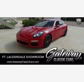 2016 Porsche Panamera for sale 101344029
