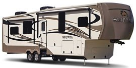 2016 Redwood Sequoia SQ38GKS specifications