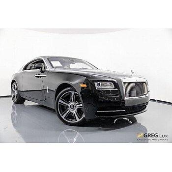2016 Rolls-Royce Wraith for sale 101086536