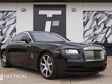2016 Rolls-Royce Wraith for sale 101242510