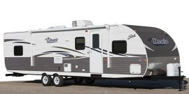 2016 Shasta Oasis 18BH specifications