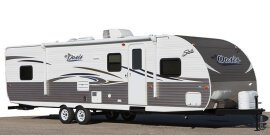 2016 Shasta Oasis 28BK specifications