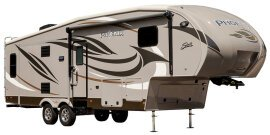 2016 Shasta Phoenix 35BL specifications