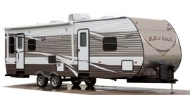 2016 Shasta Revere 27KS specifications