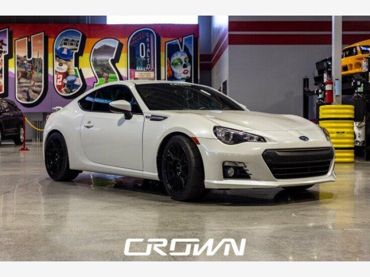 2016 Subaru BRZ Limited for sale near Tucson, Arizona ...