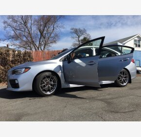 2016 Subaru WRX STI Limited for sale 100759281
