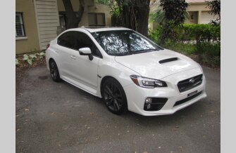 2016 Subaru WRX Limited for sale 100779165