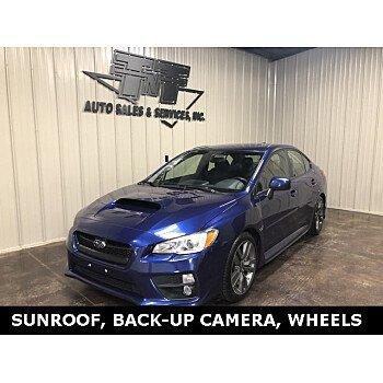 2016 Subaru WRX Premium for sale 101172460
