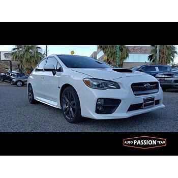 2016 Subaru WRX for sale 101197066