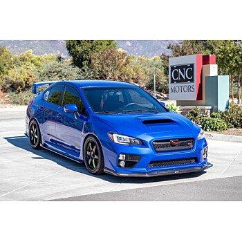 2016 Subaru WRX STI for sale 101225365