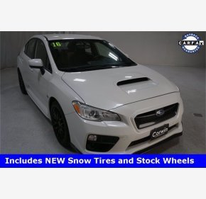 2016 Subaru WRX for sale 101388879
