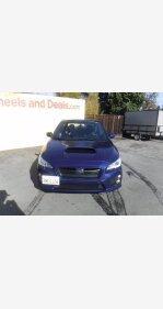 2016 Subaru WRX Premium for sale 101432007