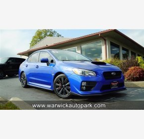 2016 Subaru WRX for sale 101445081