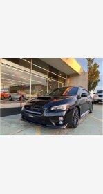 2016 Subaru WRX for sale 101465282