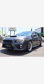 2016 Subaru WRX for sale 101489888