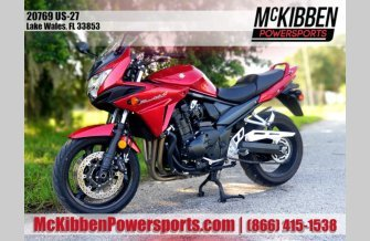 2016 Suzuki Bandit 1250 ABS for sale 200919270