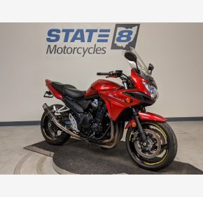 2016 Suzuki Bandit 1250 ABS for sale 200927024