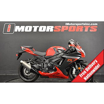 2016 Suzuki GSX-R600 for sale 200699240
