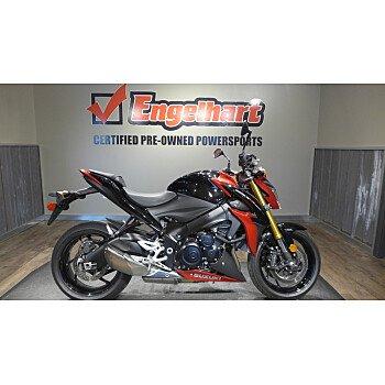 2016 Suzuki GSX-S1000 ABS for sale 200582015