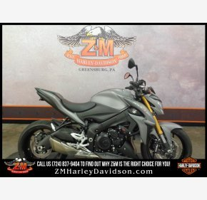 2016 Suzuki GSX-S1000 for sale 200791006