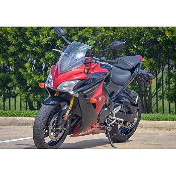 2016 Suzuki GSX-S1000F for sale 200764720